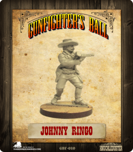 Gunfighter's Ball: Johnny Ringo
