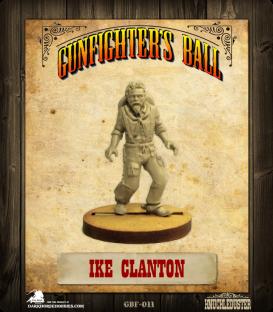 Gunfighter's Ball: Ike Clanton