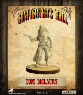 Gunfighter's Ball: Tom McLaury
