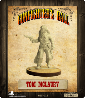 Gunfighter's Ball: Tom McLaury