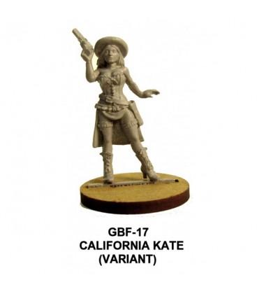 Gunfighter's Ball: California Kate 2