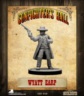 Gunfighter's Ball: Wyatt Earp