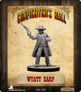 Gunfighter's Ball: Wyatt Earp