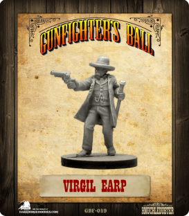 Gunfighter's Ball: Virgil Earp