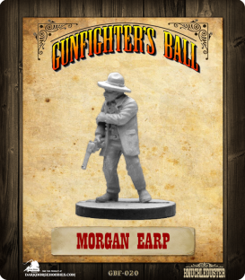 Gunfighter's Ball: Morgan Earp