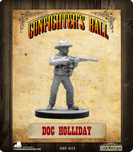 Gunfighter's Ball: Doc Holliday