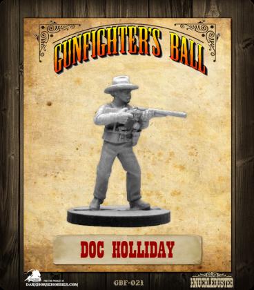 Gunfighter's Ball: Doc Holliday