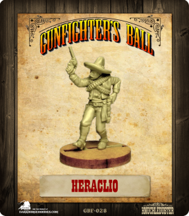 Gunfighter's Ball: Heraclio