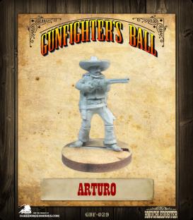 Gunfighter's Ball: Arturo