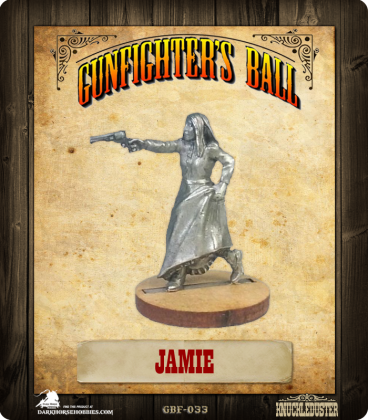 Gunfighter's Ball: Jamie