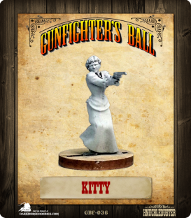 Gunfighter's Ball: Kitty