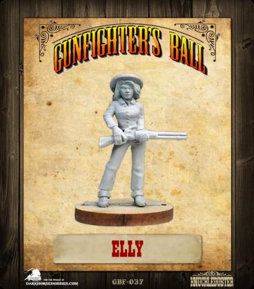 Gunfighter's Ball: Elly