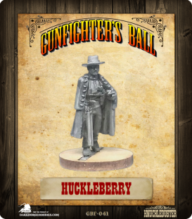 Gunfighter's Ball: Huckleberry