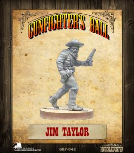 Gunfighter's Ball: Jim Taylor