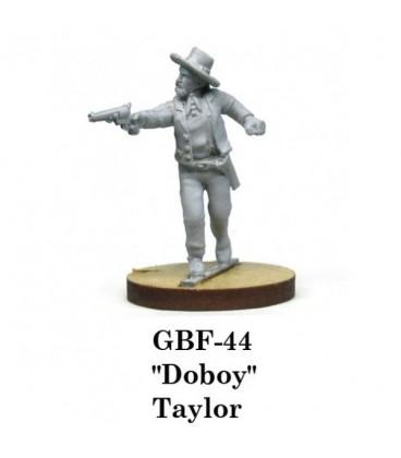 Gunfighter's Ball: Doboy Taylor