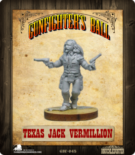 Gunfighter's Ball: Texas Jack