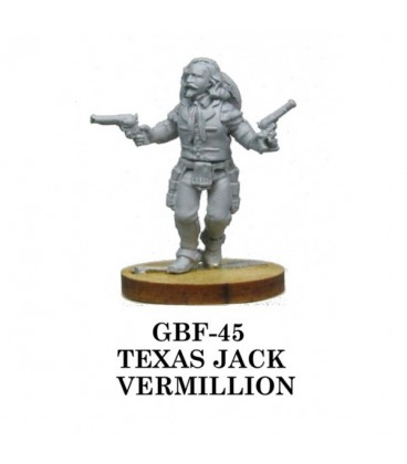 Gunfighter's Ball: Texas Jack