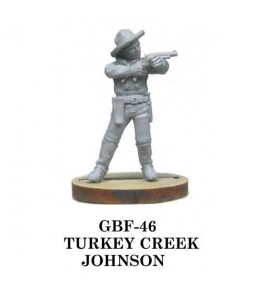 Gunfighter's Ball: Turkey Creek Johnson