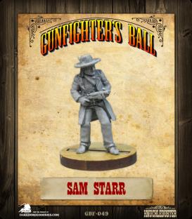 Gunfighter's Ball: Sam Starr