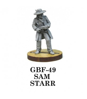 Gunfighter's Ball: Sam Starr