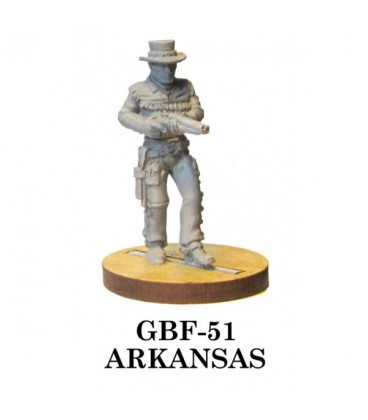 Gunfighter's Ball: Arkansas