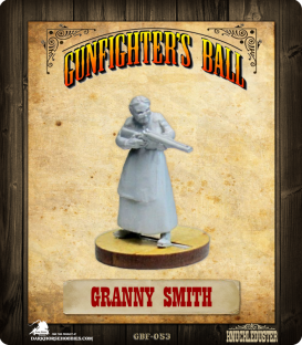 Gunfighter's Ball: Granny Smith