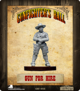 Gunfighter's Ball: Gun for Hire