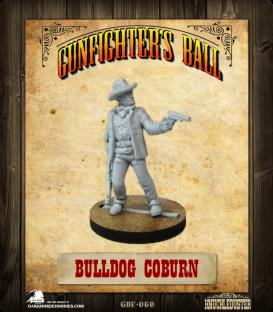 Gunfighter's Ball: Bulldog Coburn