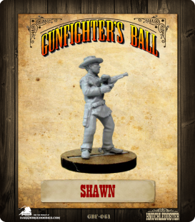 Gunfighter's Ball: Shawn