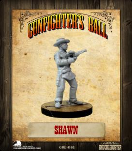 Gunfighter's Ball: Shawn