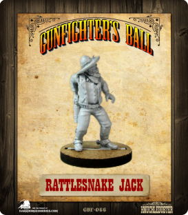 Gunfighter's Ball: Rattlesnake Jack