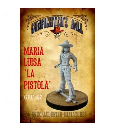 """Gunfighter's Ball: Maria Luisa """"La Pistola"""""""