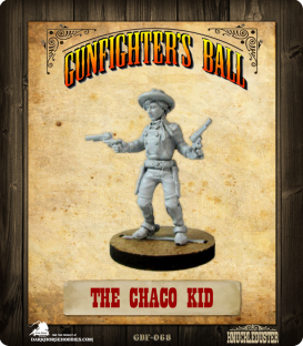 Gunfighter's Ball: Chaco Kid