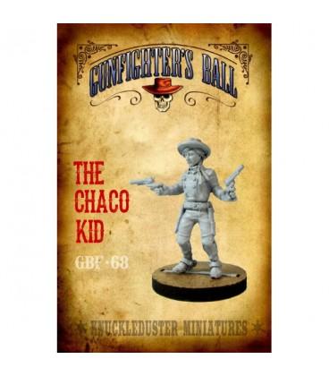 Gunfighter's Ball: Chaco Kid