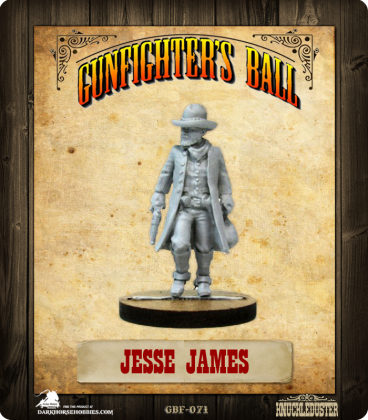 Gunfighter's Ball: Jesse James
