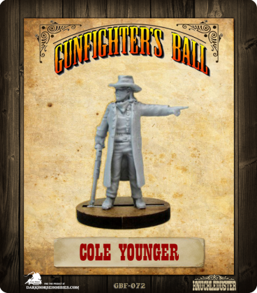 Gunfighter's Ball: Cole Younger