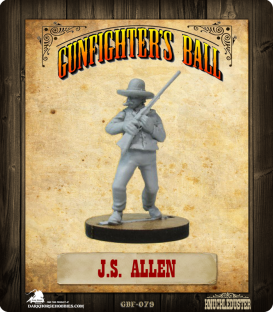 Gunfighter's Ball: J.S. Allen