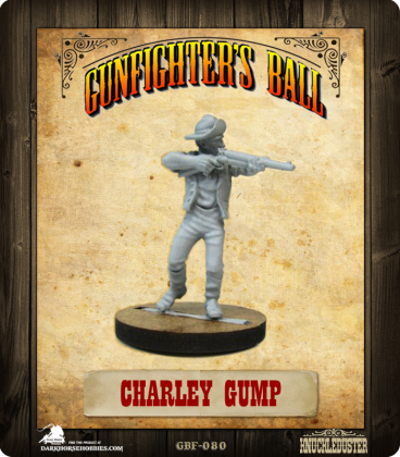 Gunfighter's Ball: Charlie Gump