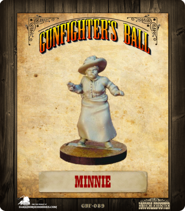 Gunfighter's Ball: Minnie