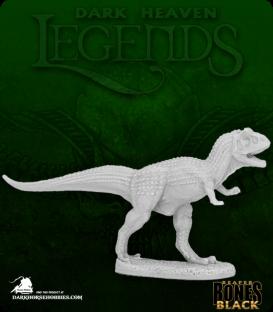 Dark Heaven Bones Black: Carnotaurus