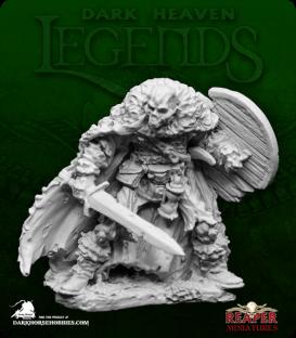 Dark Heaven Legends: Crypt Guardian, Skeleton