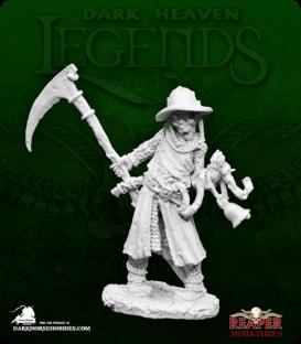 Dark Heaven Legends: Crypt Sentry, Skeleton