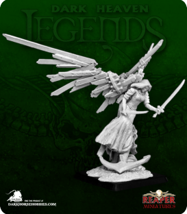 Dark Heaven Legends: The Dark Maiden