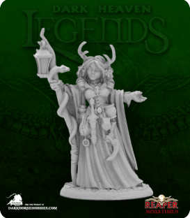 Dark Heaven Legends: Dreadmere Iconic - Bonehenge Priestess