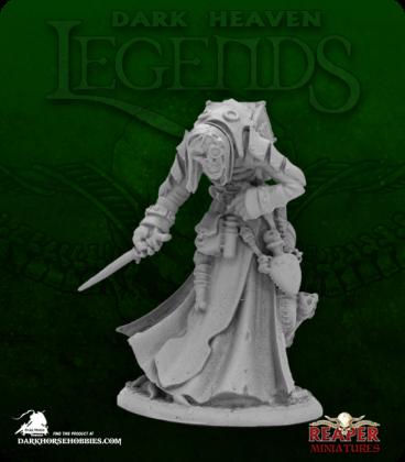 Dark Heaven Legends: Dreadmere Iconic - Cthon Alchemist