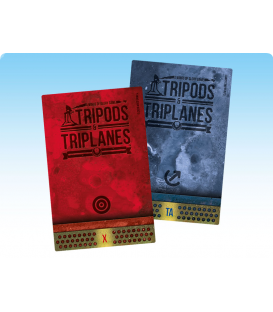 Wings of Glory: Tripods & Triplanes - Additional Damage Decks