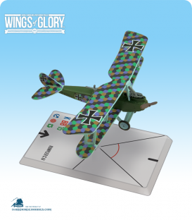 Wings of Glory: WW1 Rumpler C.IV (Luftstreitkräfte 8231) Airplane Pack