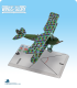 Wings of Glory: WW1 Rumpler C.IV (Luftstreitkräfte 8231) Airplane Pack