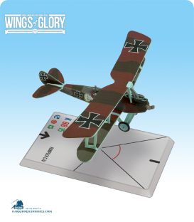 Wings of Glory: WW1 Rumpler C.IV (Ziegert) Airplane Pack