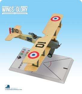 Wings of Glory: WW1 Breguet BR.14 B2 (Audinot/Hellouin de Cénival) Airplane Pack